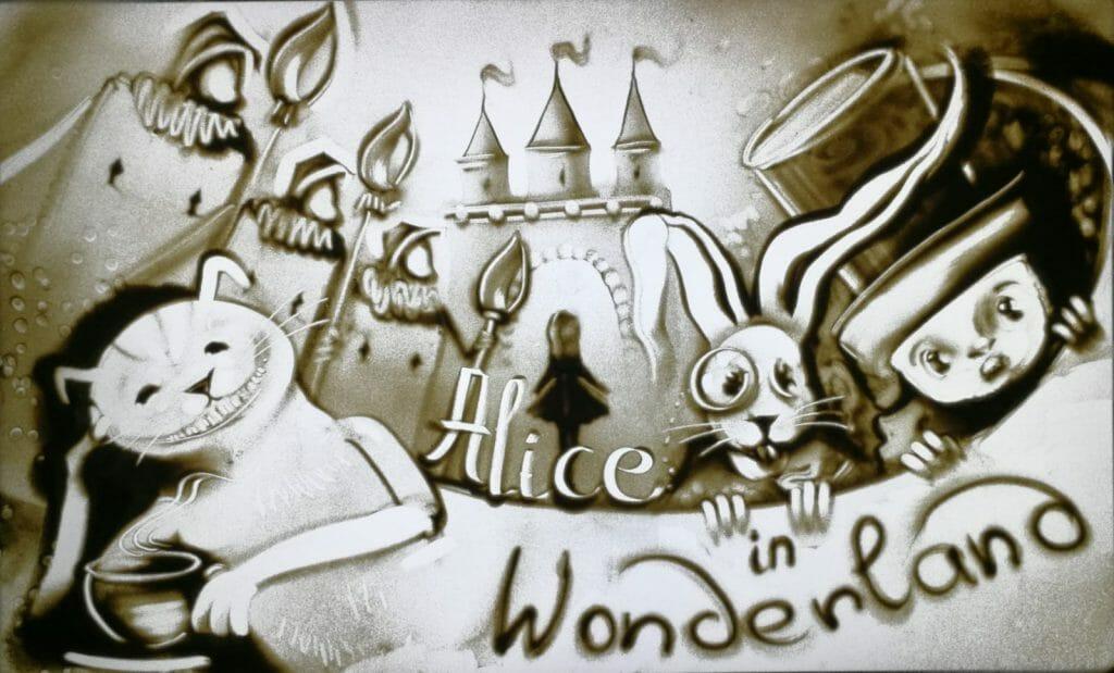 alice wunderland der kunst