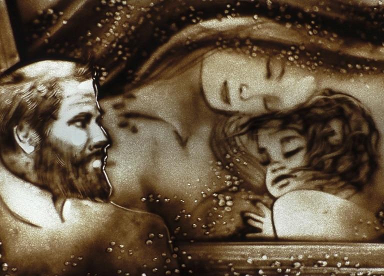 Gustav Klimt show